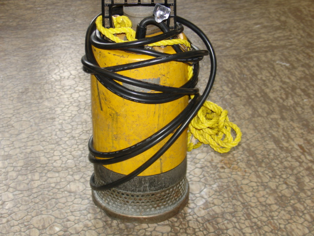 "Pump 2"" Submersible Electric"