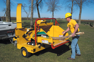 Branch Chipper 620