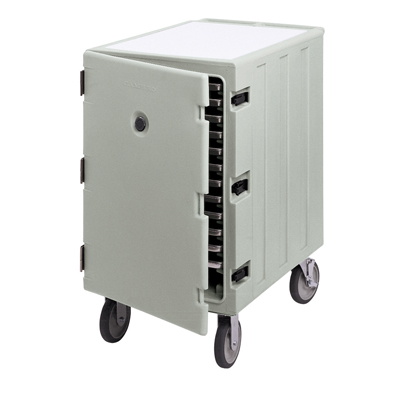 cambro 13 tray food cart