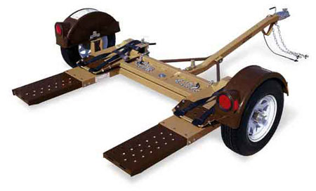 Car dolly evergreen rentals for Motorized trailer dolly rental