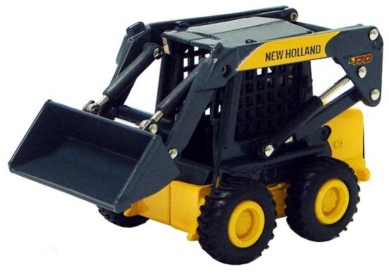 Skidsteer New Holland 4WD L170