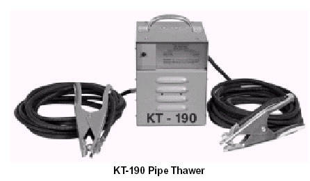 Thawer 25 FT Cable