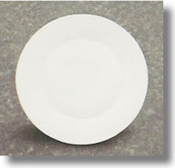 "Salad Plate 7"" Plain China"