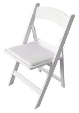 Chair Resin White